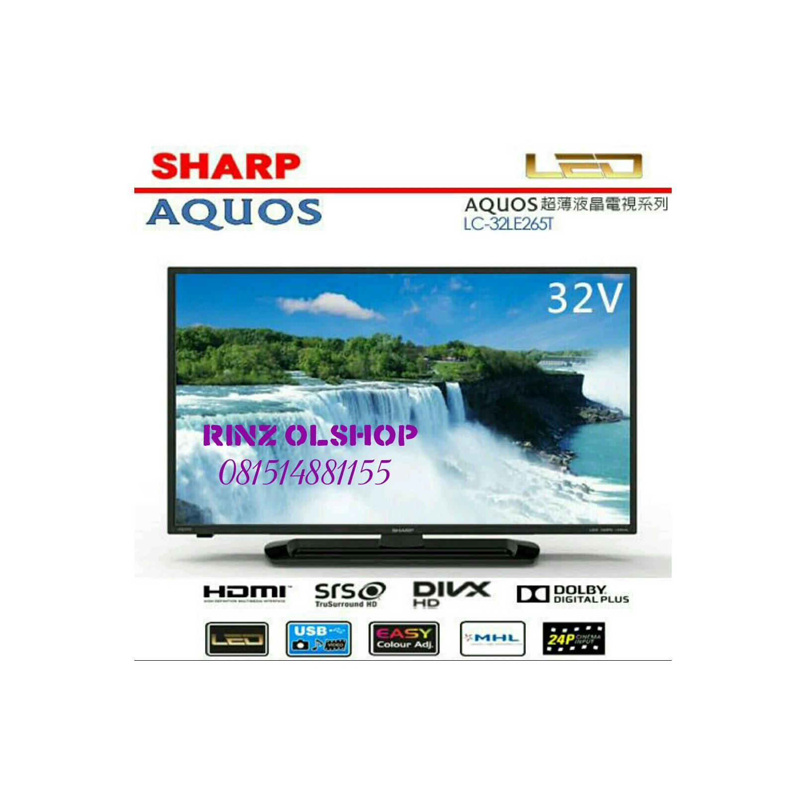 LED TV SHARP 32