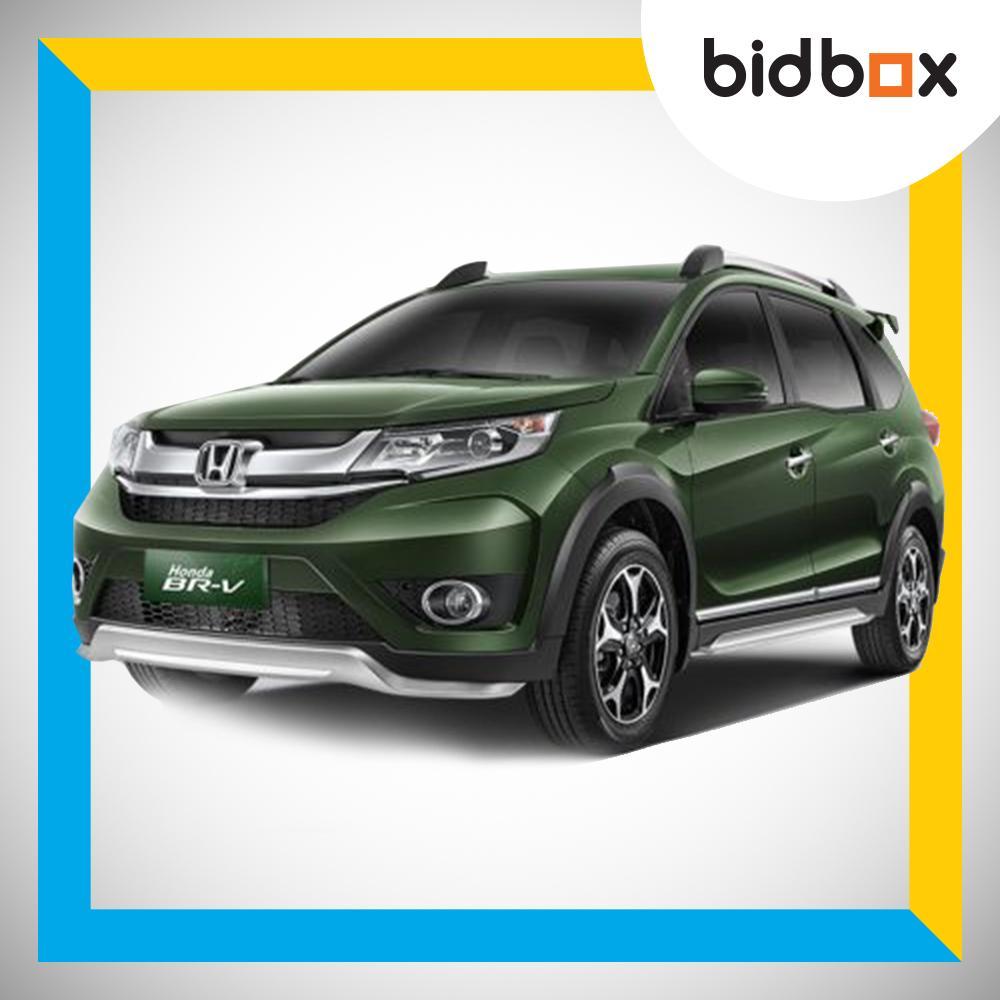 Honda  BRV 1.5 S MT (Uang Muka Kredit Bidbox/Jabodetabek)
