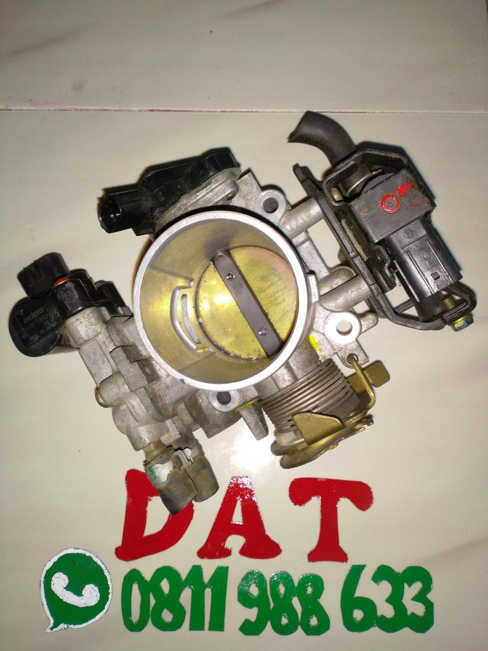Throttle Body HONDA CITY VTEC IDSI Assy Original