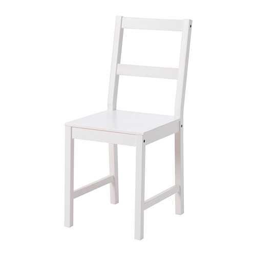 Best Seller!!! IKEA DANHULT Kursi serbaguna kayu pinus solid warna putih Unik Murah Minimalis
