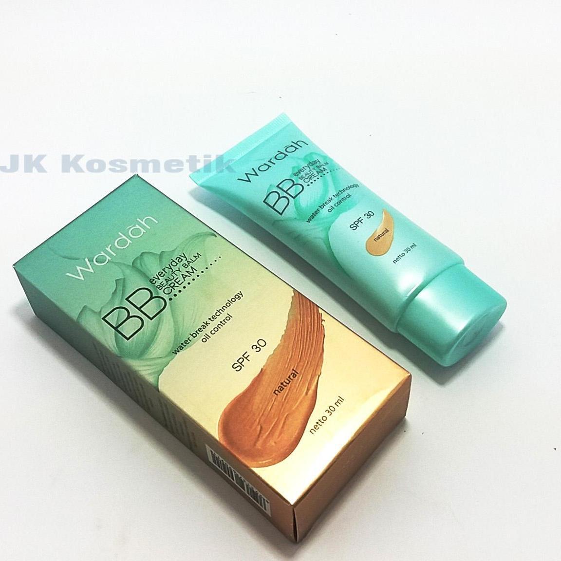 Kehebatan Emina Beauty Bliss Bb Cream Natural 20 Ml Dan Harga Update Wardah Everyday 30
