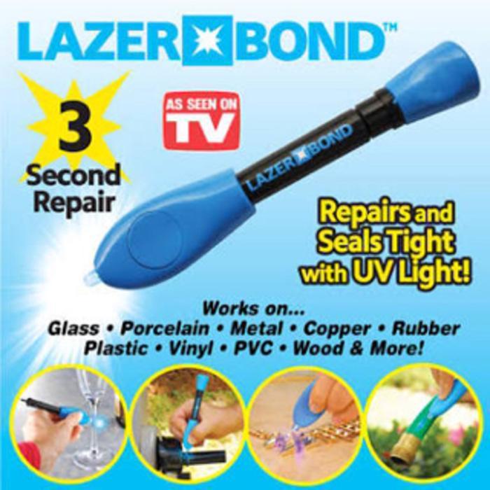 ORIGINAL - LAZER BOND / LASER MAGIC / PEREKAT LEM AJAIB 3 SECOND FIX