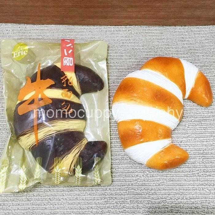 Jumbo croissant Squishy by Eric (Squishy Roti Croissant Slow & Soft) - Lvp6oW