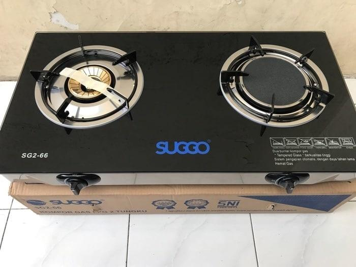 suggo kompor gas  platinum INFRARED GAS STOVE