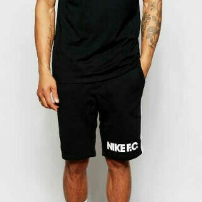 Training Pants NIKE F.C Woven Black