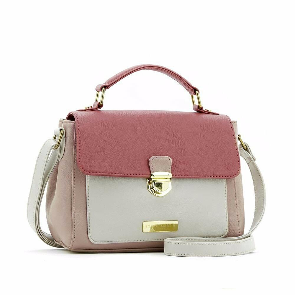 Tas Selempang / Sling bag Wanita Sophie Martin LV Geliate T4114P3