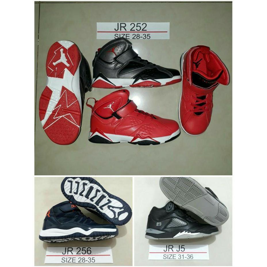 0027b58b9e1 Harga Murah Hot Spesial!!! Sepatu Basket Pria Nike Air Jordan Merah ...