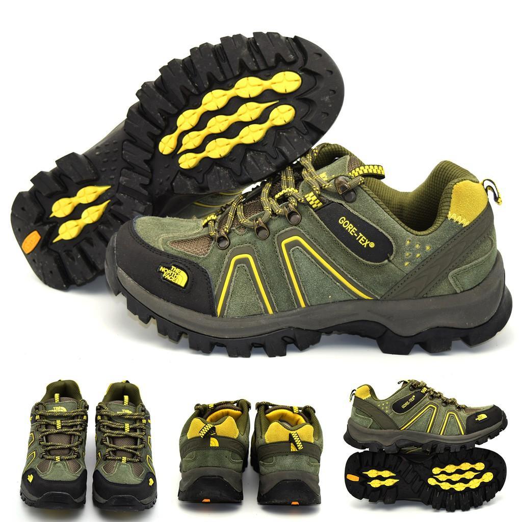 Sepatu The North Face TNF Import Sepatu Gunung Outdoor Sport Hiking Running Shoes