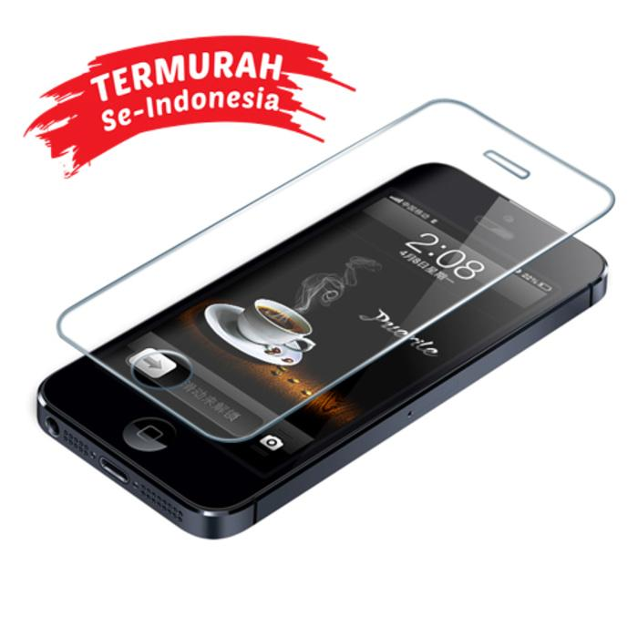 Tempered Glass Iphone 5/5S/5C/SE 0-15Mm Curved Edge Taff Japan 9H