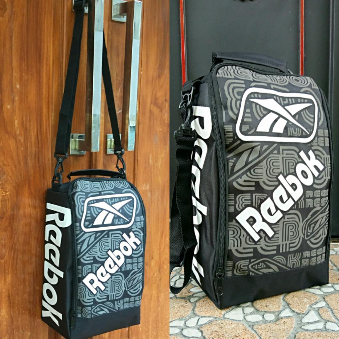 Tas sepatu olahraga /sport/Fitness/futsal Reebok.