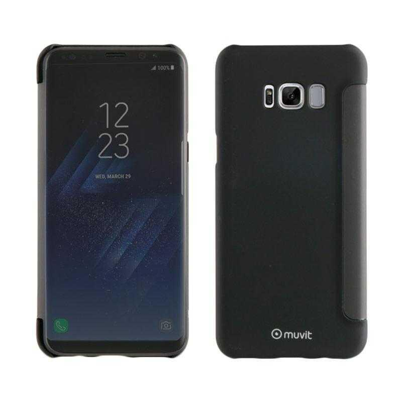 MuVit Touch Folio Casing For Samsung | Pelindung