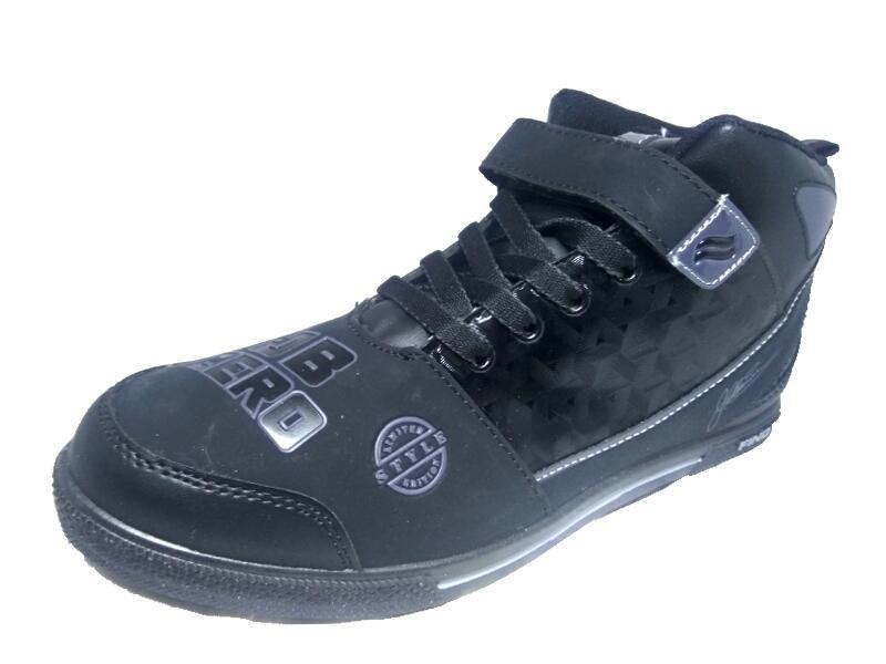 Finotti J.Bieber Zero Black - Sepatu Sneaker - Sepatu Pria - Sepatu Sneaker - Sepatu Boot