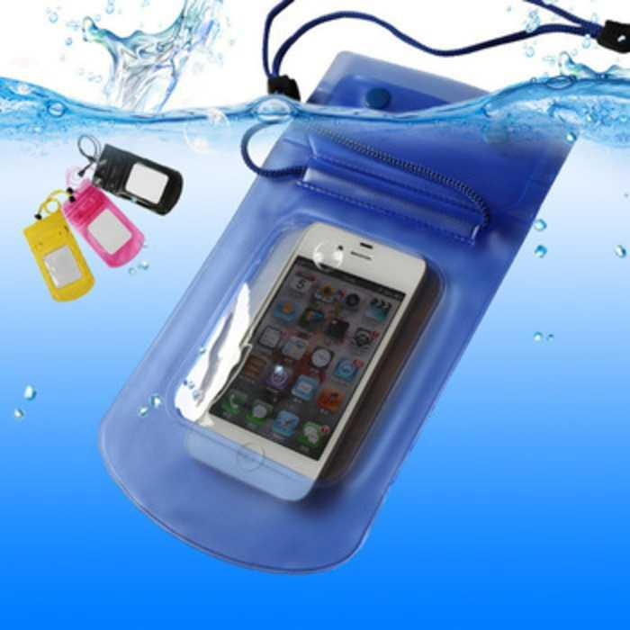 Waterproof Case For All Smartphone / Android / Iphone. Ukuran Besar | Pelindung
