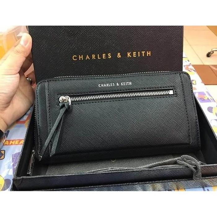 tas dompet cnk charles and keith wallet ori original murah asli guess - pTfwvT
