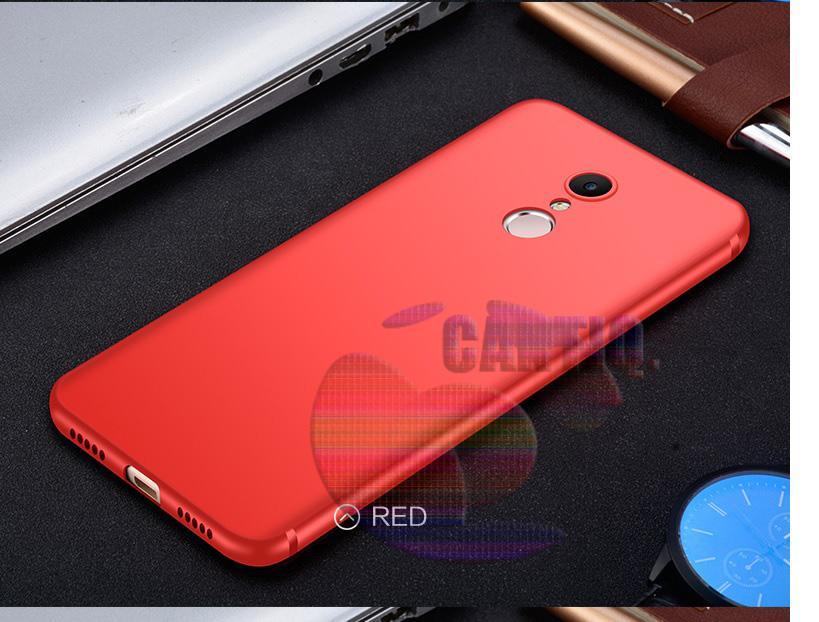 Lize Jelly Case Xiaomi Redmi 5 Candy Rubber Skin Soft Back Case / Softshell / Silicone Xiaomi Redmi