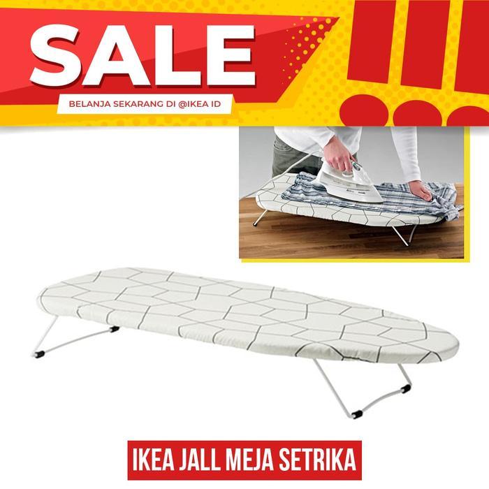 Meja Setrika untuk di meja, hemat tempat krn bisa digantung, IKEA JALL -PRODUK ORGINAL IKEA