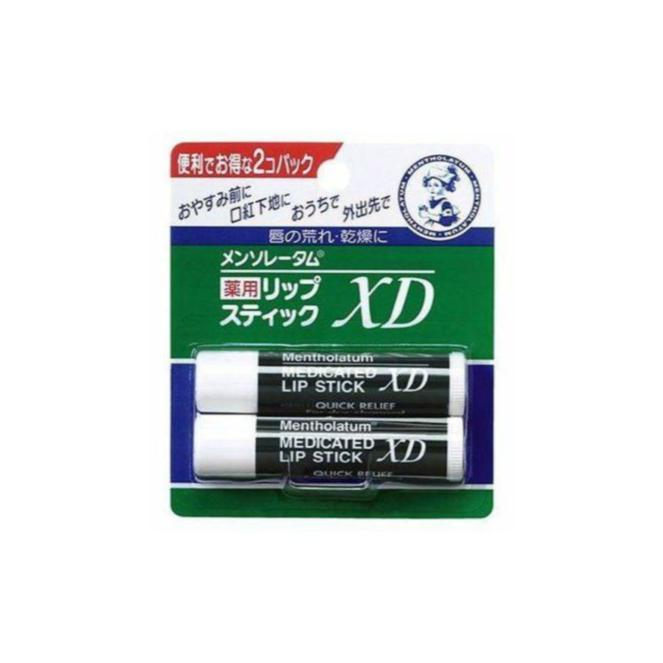 Rohto Mentholatum Medicated Lip Stick XD Balm