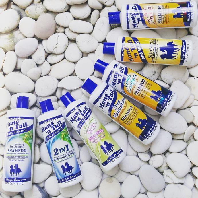 Mane N Tail Shampoo / Conditioner Kuda 355Ml Semua Variant Shampo Murah