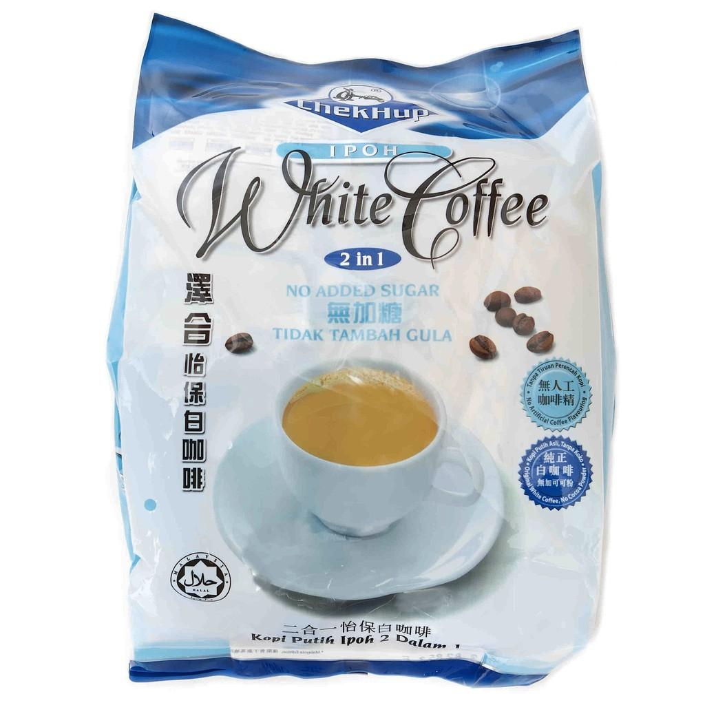 Chek Hup 2 In 1 Ipoh White Coffee / Chekhup Kopi 2In1 Coffee & Creamer