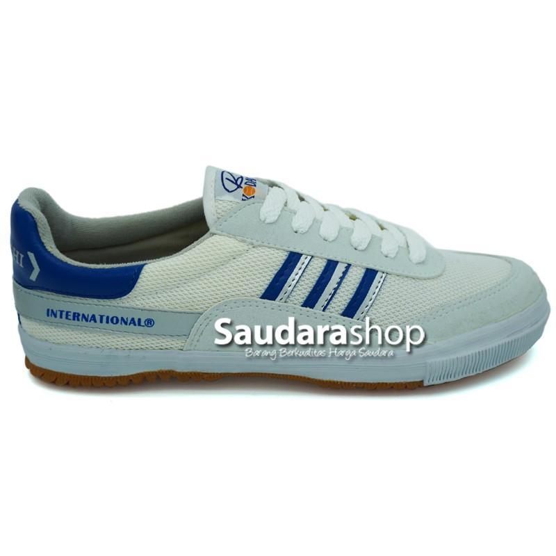 Detail Gambar Kodachi 8116 Sepatu Capung Putih Biru Silver [34-45] / Sepatu Capung Terbaru