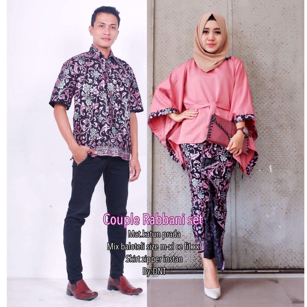 Baju Batik Couple/ Batik Sarimbit / Baju Batik Kondangan / Batik Couple / Hem Batik / Batik Pekalongan / Batik Murah / Batik Couple Murah / Setelan Batik Couple