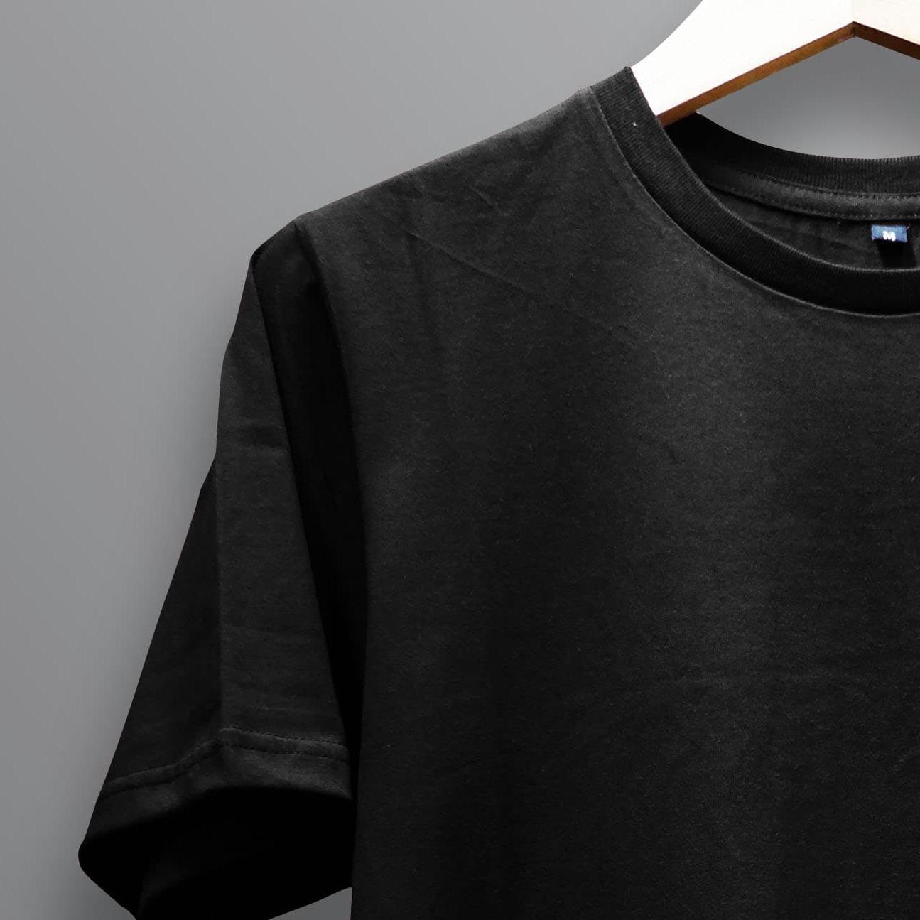 Kaos Polos ORIGINAL Premium HIGH QUALITY 100% Cotton Combed 30s