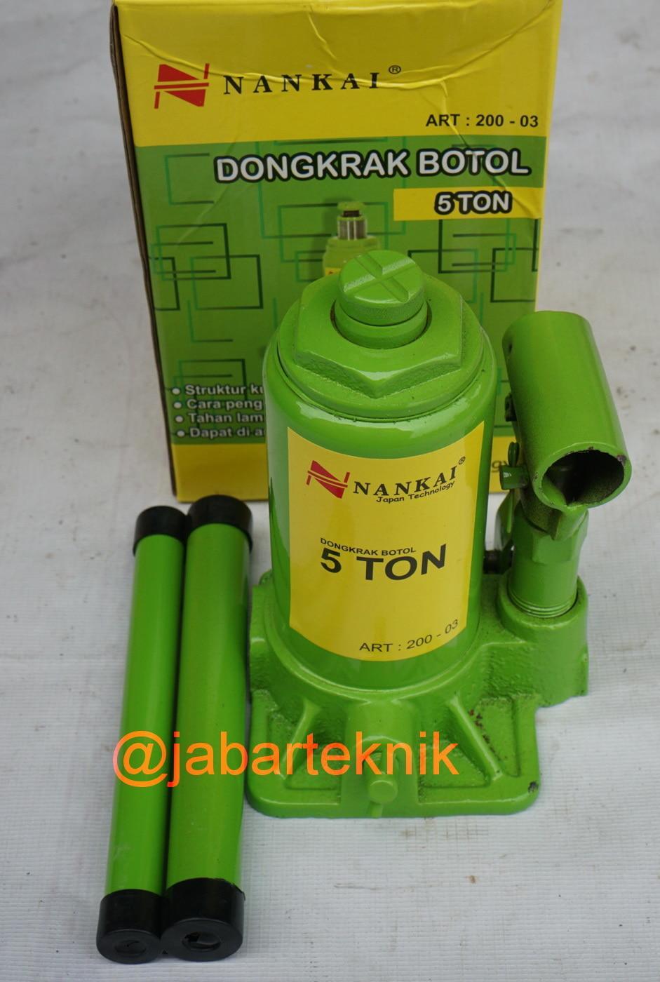 Fitur Dongkrak Mobil Emergency 3 Ton Model Botol Dan Harga Terkini Tekiro 20 5 Termurah Nankai