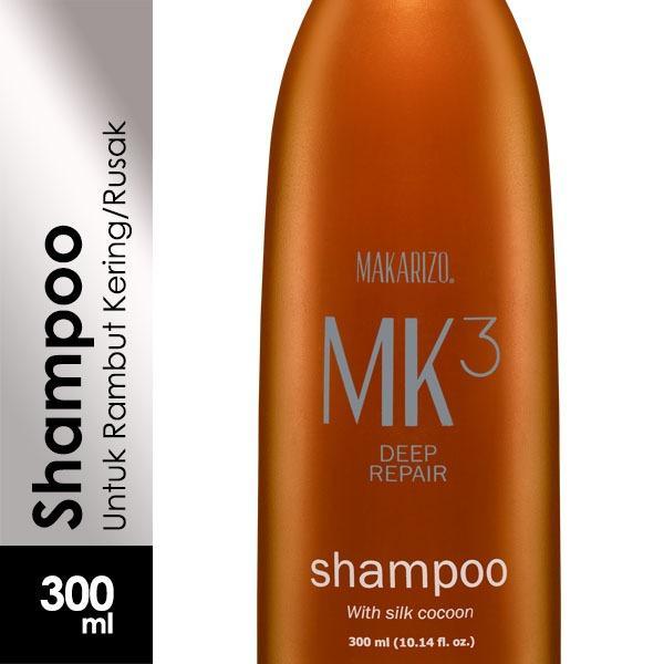 Makarizo Professional MK3 Deep Repair Shampoo 300 ml