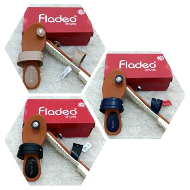 Fladeo - Sandal Wanita Branded Merk Matahari Murah