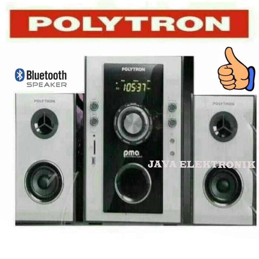 POLYTRON MULTIMEDIA Bluetooth Pma 9503 GARANSI RESMI
