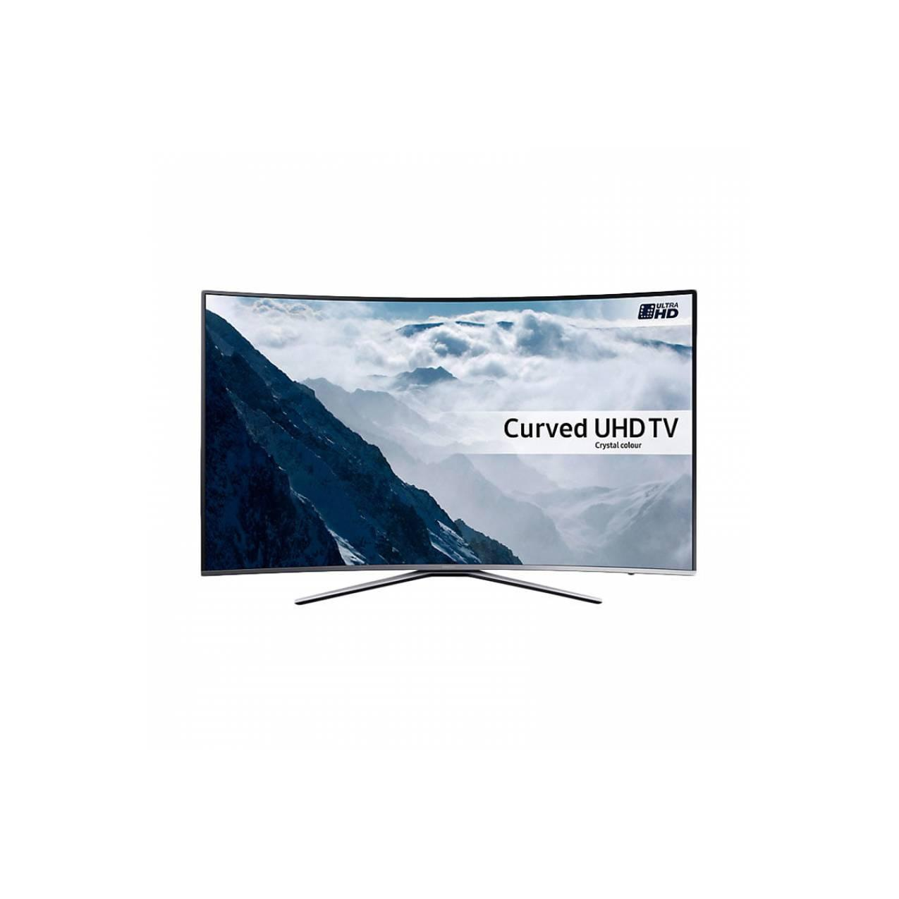 Samsung UA55KU6500 UHD Curved Smart LED TV 55 Inch