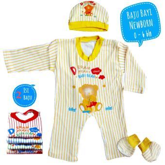 Harga preferensial Ummi Baby Jumper 0 - 6 bulan Baby Bear Isi 1 beli sekarang - Hanya Rp36.240