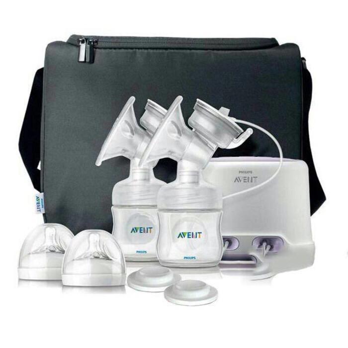 PROMO Philips Avent Twin Electric Breastpump TERLARIS