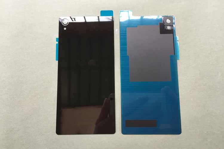 Gambar Produk Rinci Sony Xperia Z1 Mini Compact Battery Cover Backdoor Back Case Casing Tutup Belakang Terkini