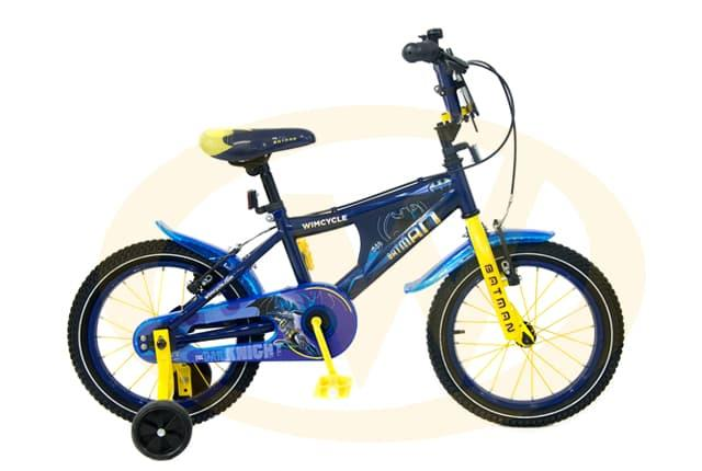 BEST SELLER!!! Sepeda BMX 16 Wimcycle Batman - 6r85E0