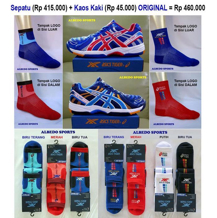 Sepatu Voli Volly Volley Asics Tiger (G-Force) Mizuno Mitzuda - 1 - 2DxRHf