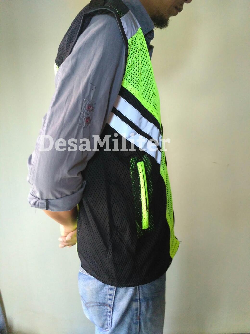 Gambar Produk Rinci Rompi Satpam - Rompi Security - Gada Pratama - Gada  Madya Terkini 95138cac14