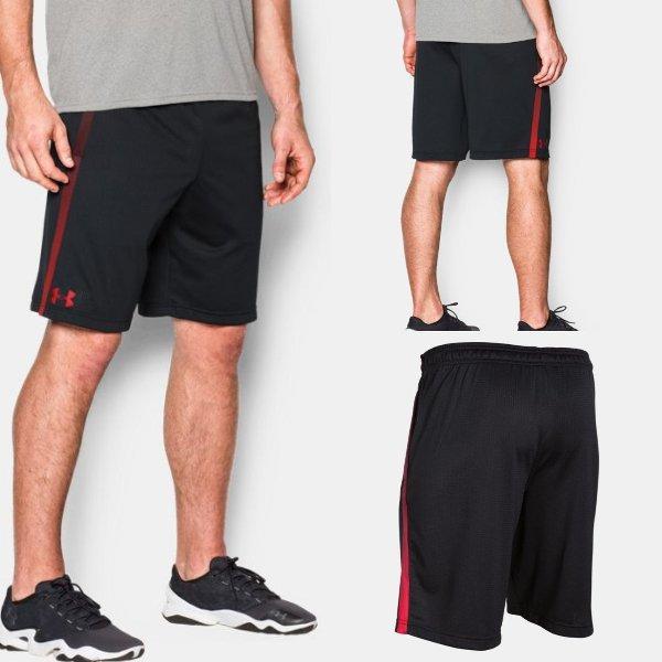 celana pendek sports under armour original bukan tiruan atau kw di jamin asli bro
