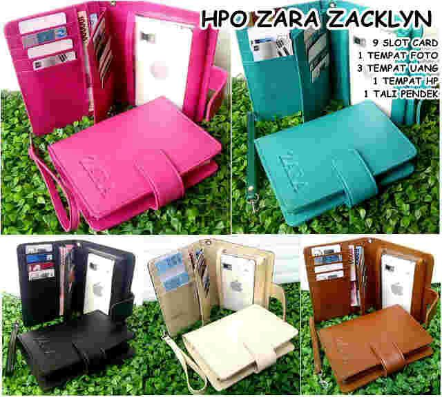 DOMPET HPO WANITA MURAH HARGA GROSIR ZARA ZACKLYN full color (Z10, ANDROID, SAMSUNG S4 NOTE III IPHONE) MAX 5,7 INCHH - uhqKTW