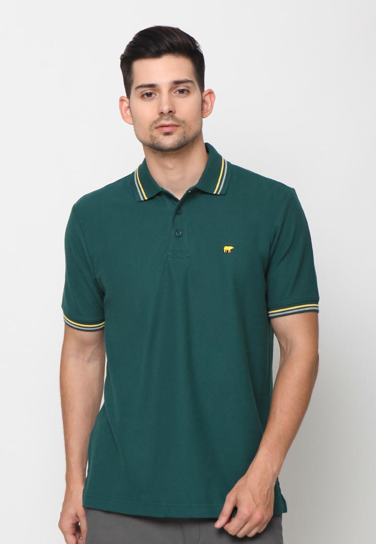 STRATHY REGULAR FIT POLO SHIRT