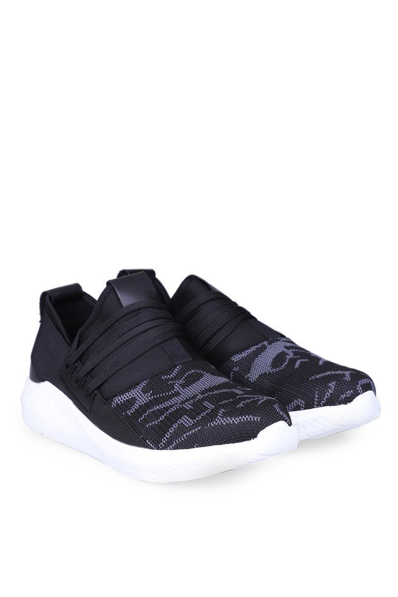 Yongki Komaladi Slip On & Loafers Fashion Pria Afi Black