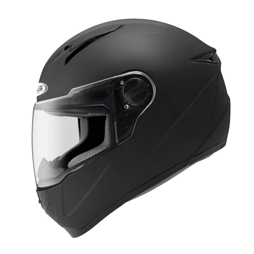 Zeus Helm Full Face Supermoto 2100b Grafik Hitam Mutiara E13 Silver Half Zs 218 Retro Iron Head Putih Ss6 811 Solid Zs811 Polos