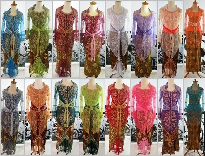 Baju Kebaya Modern lengan panjang tile wisuda pesta muslim shanghai/Kebaya Murah/Kebaya Wisuda/Kebaya Modern