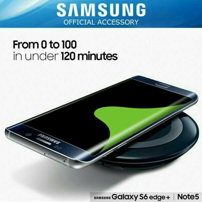 Harga big promo samsung wireless charger fast charger wireless charging pad original 5622 | HARGALOKA.