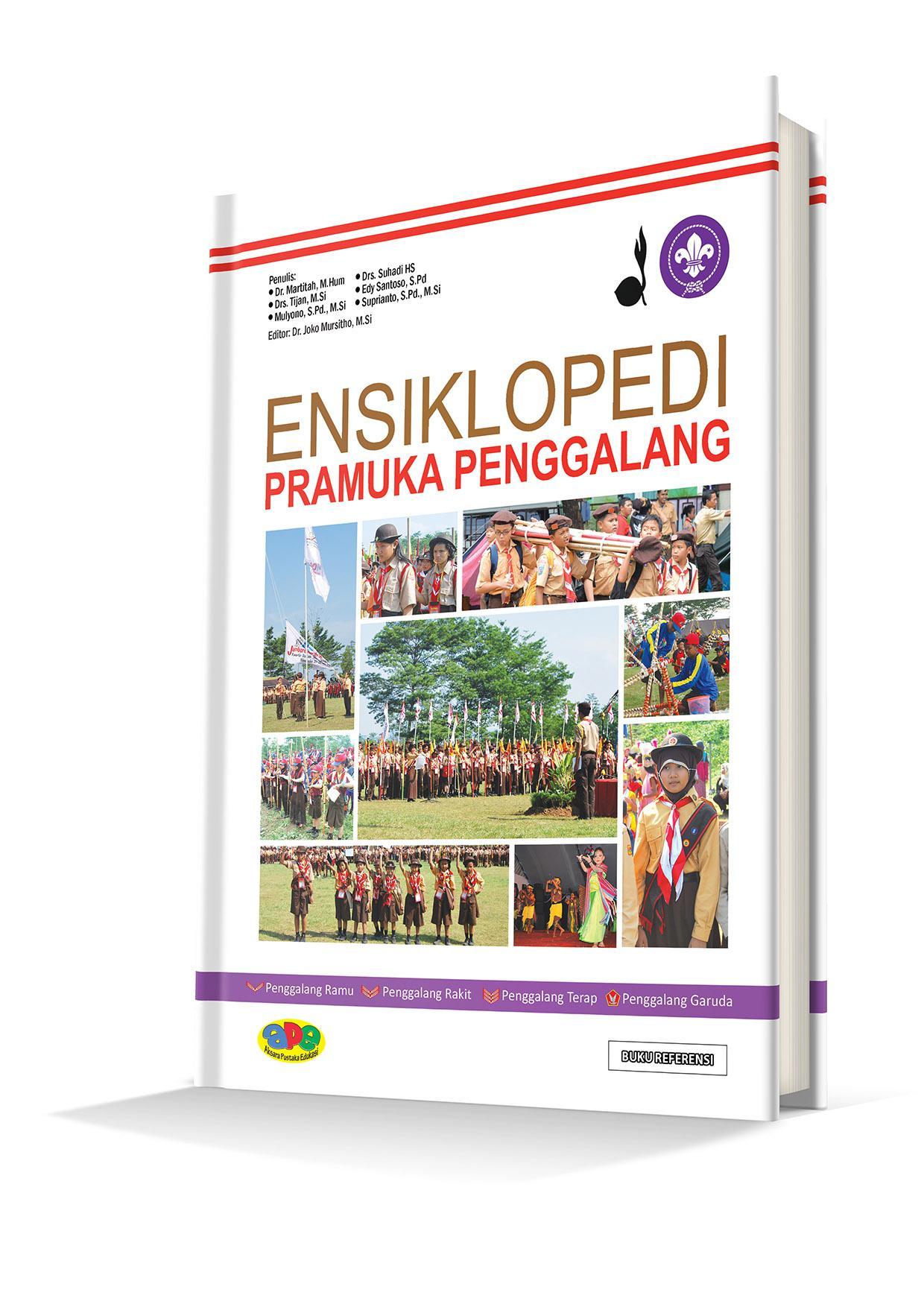 Seri Ensiklopedi Pramuka Penggalang