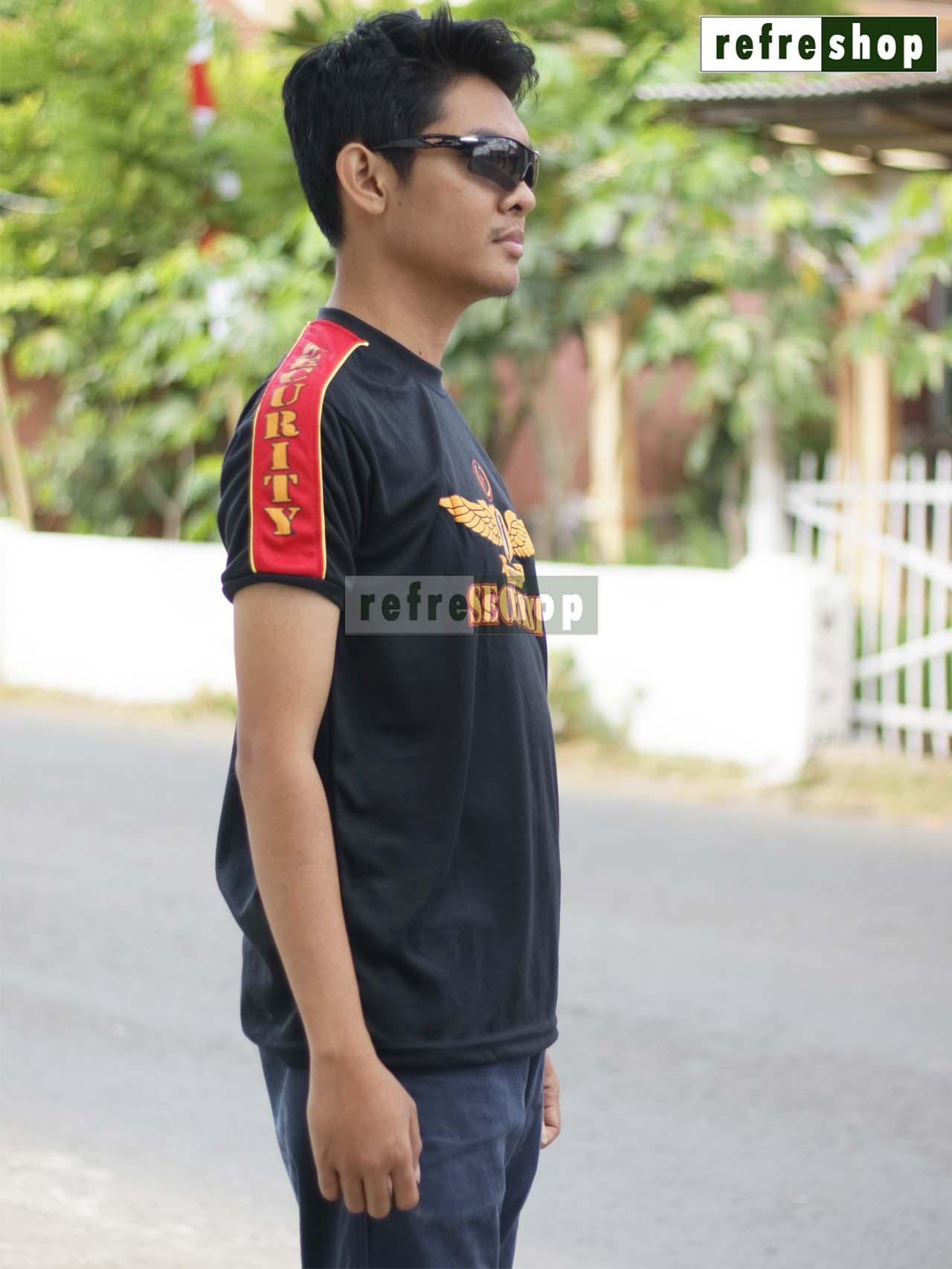 ... Kaos Security Lembut Nyaman KSPDH02DD Lengan Pendek Murah Awet Grosir Berkualitas - 3 ...