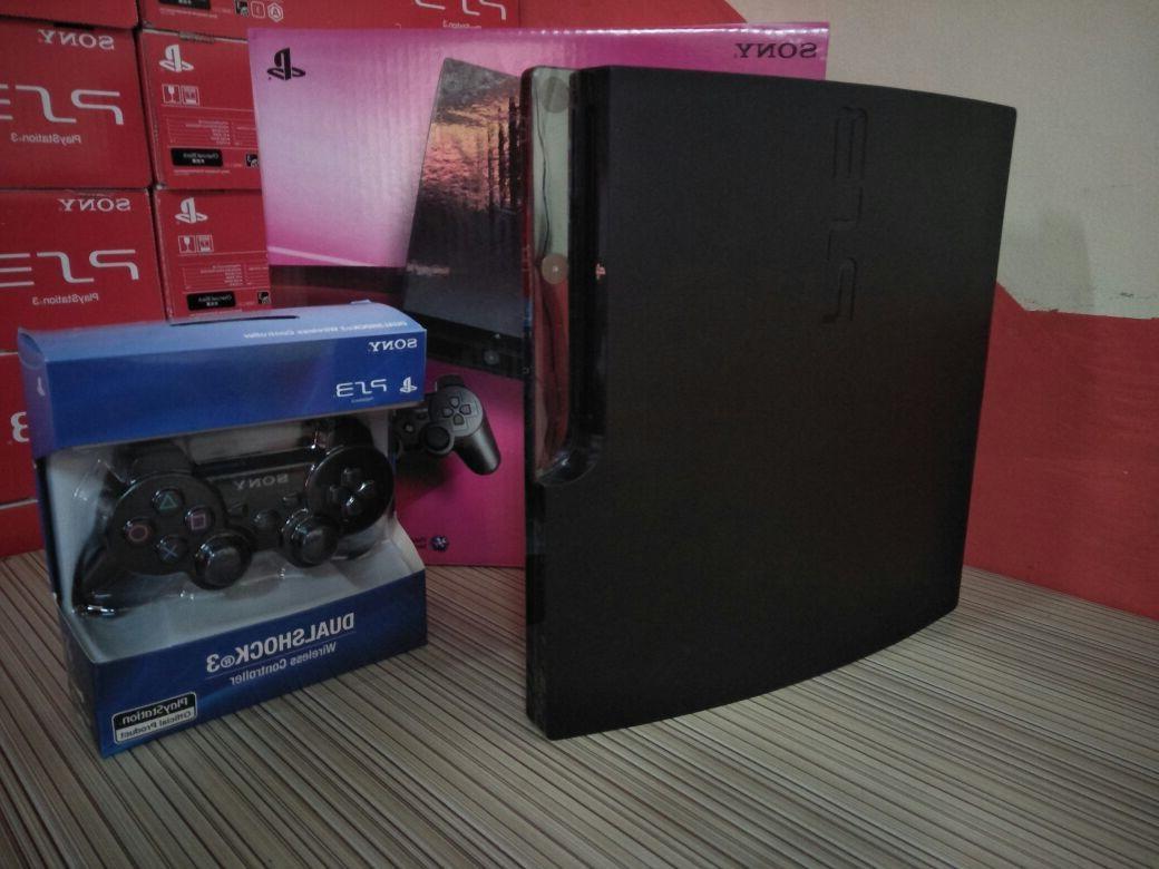 Kehebatan Playstation 3 Slim Sony Ps3 250gb Cfw 2 Stick Promo 120gb Hdd500gb Controller 5