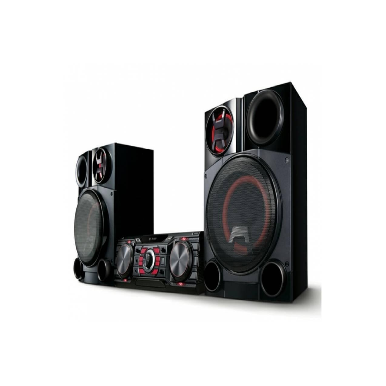 DVD Hifi dan Karaoke LG tipe DM8360