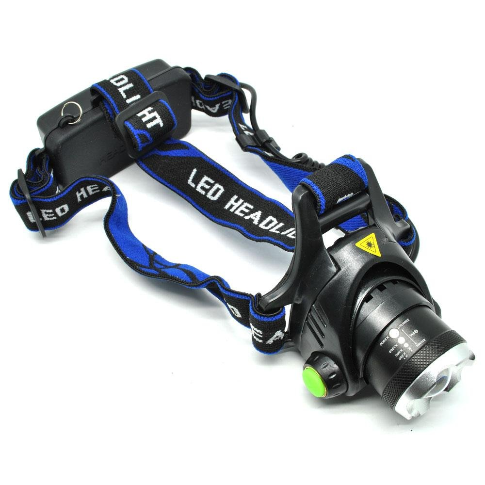 Spek Harga Senter Power Style Headlamp Senter Kepala Led