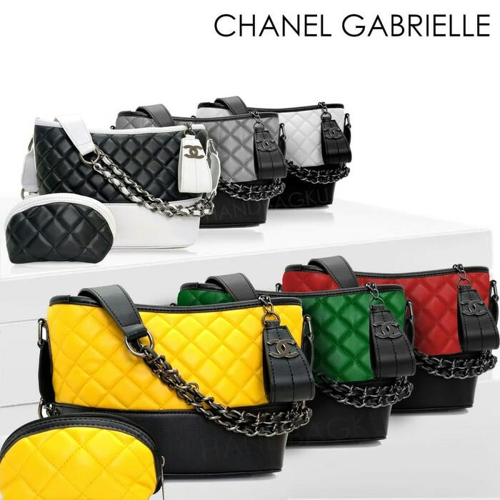 TAS CHANEL GABRIELLE BEST SELLER - TAS BRANDED WANITA ORIGINAL - FAHSION TAS  WANITA CANTIK TERMURAH e29f1b14c0